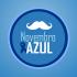 Neste mês, a campanha mundial Novembro Azul, criada em 2008 pelo Instituto Lado a Lado pela Vida.