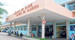 Criança nasceu no Instituto de Saúde Elpídio Almeida (Isea)