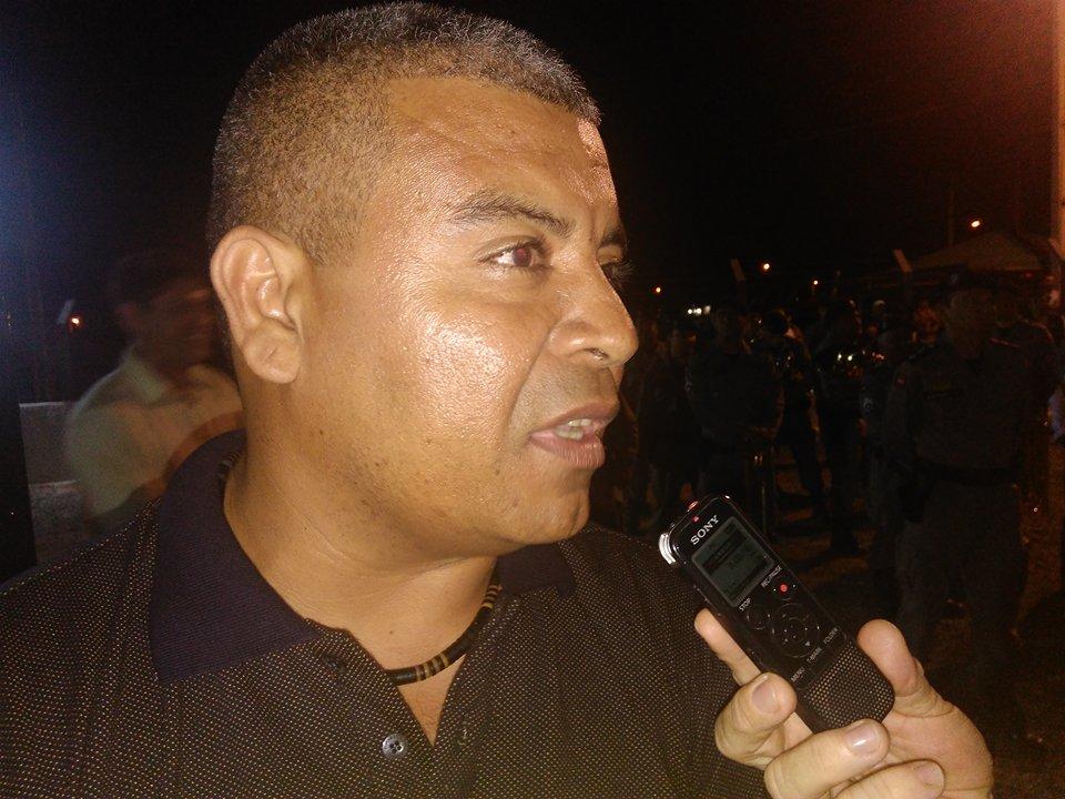Cacique Sandro Gomes   PB Vale